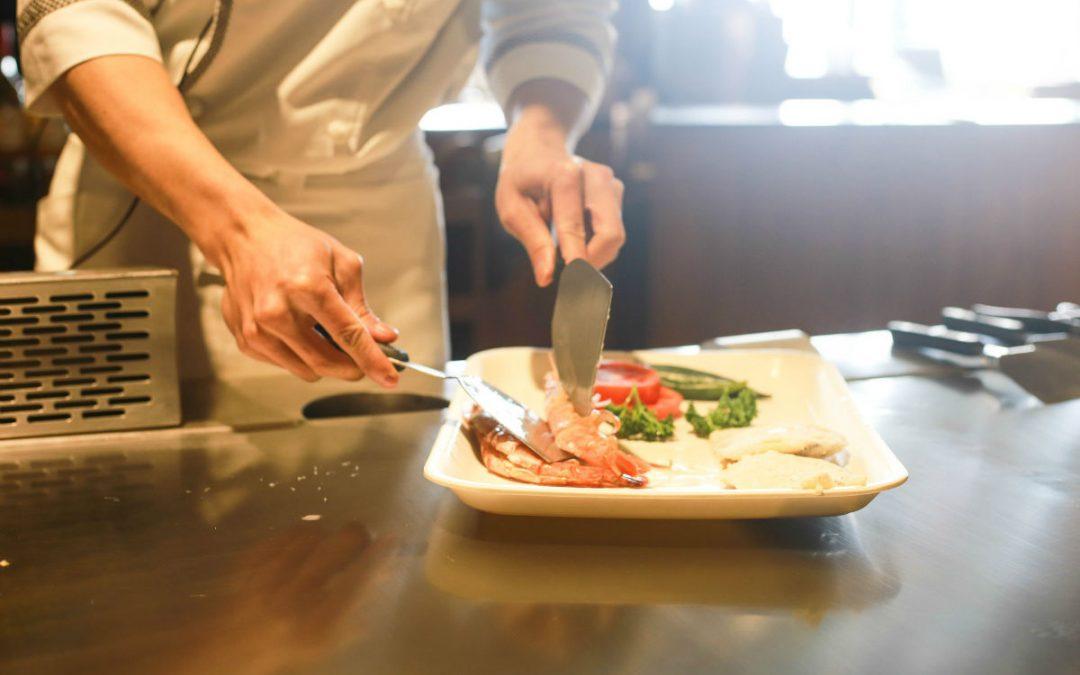 Le métier de chef de cuisine